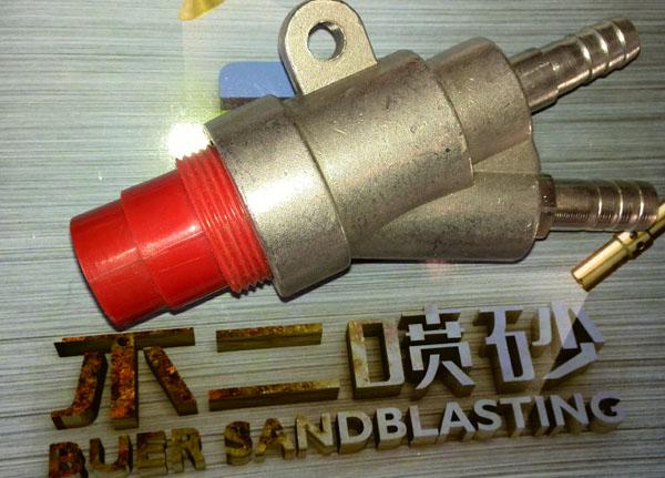 喷砂房使用的机器故障及常见处理办法