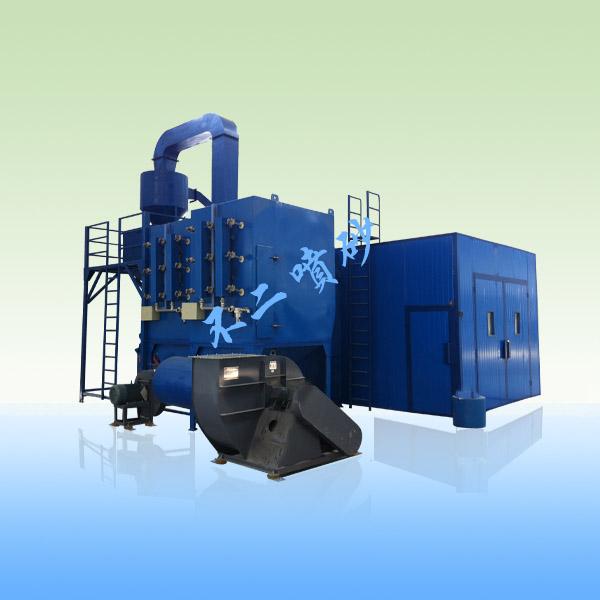 喷砂房内部机器具体应用的方法有哪些